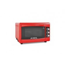 Электропечь Asel AF-0523 Red