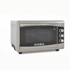 Электропечь Asel AF-0723/AF-05023 Silver