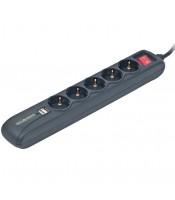 Фильтр сетевой EnerGenie SPG5-C-5